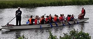 IGS Am Everkamp wieder beim Huntedrachencup dabei